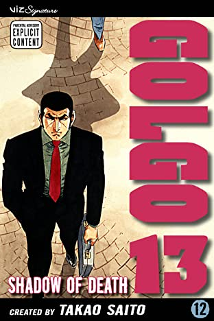 Golgo 13 Tome 12: Shadow of Death