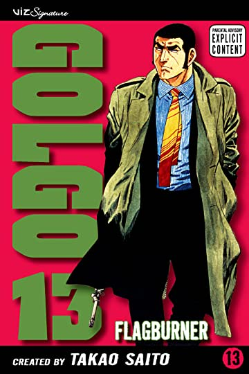 Golgo 13 Vol. 13: Flagburner
