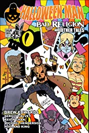Halloween Man: Bad Religion and Other Stories #1