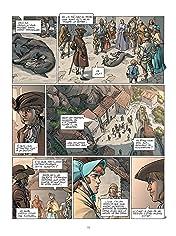 Le siècle des ombres Vol. 5: La trahison