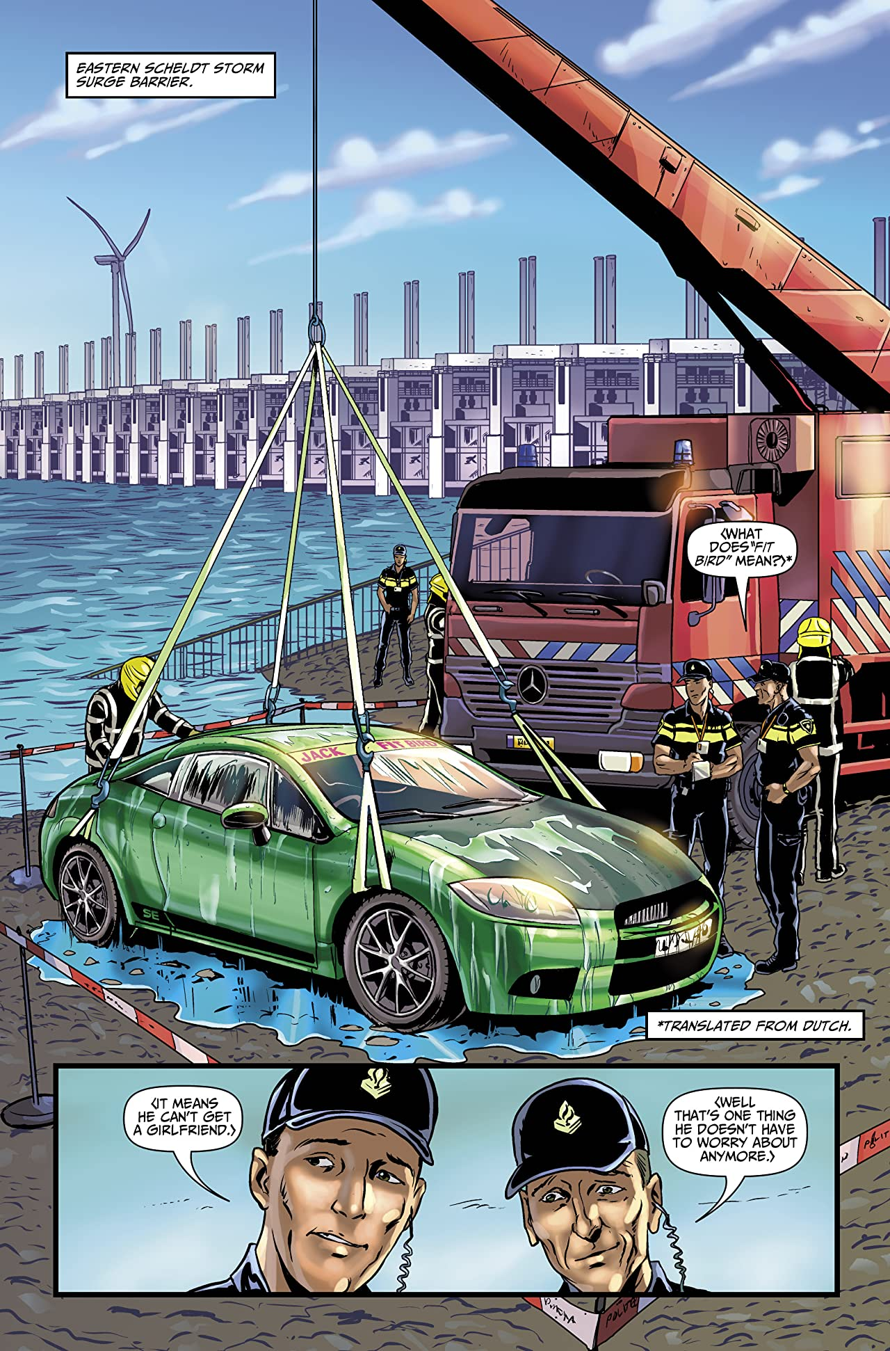 Rivers of London: The Fey and The Furious No.1