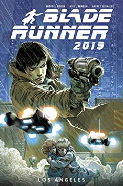 Blade Runner 2019 Tome 1