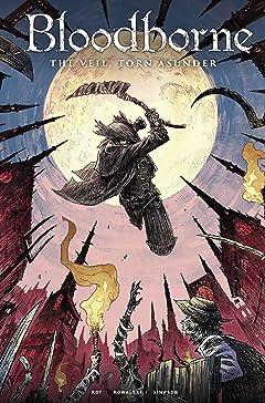 Bloodborne Vol. 4: The Veil Torn Asunder