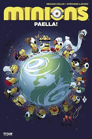 Minions: Paella No.1