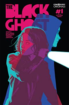 The Black Ghost (comiXology Originals) No.1 (sur 5)