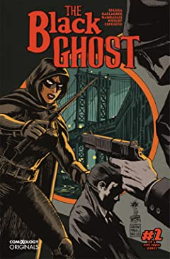 The Black Ghost (comiXology Originals) No.2 (sur 5)