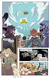 Field Tripping (comiXology Originals) #1 (of 5)