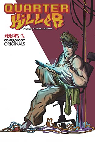Quarter Killer (comiXology Originals) No.2 (sur 5)