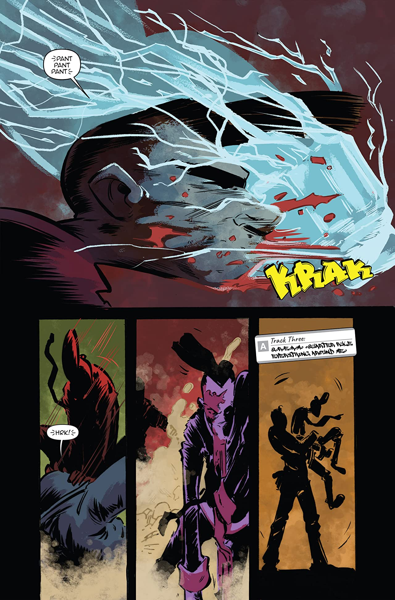 Quarter Killer (comiXology Originals) No.3 (sur 5)
