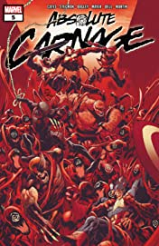 Absolute Carnage (2019) No.5 (sur 5)