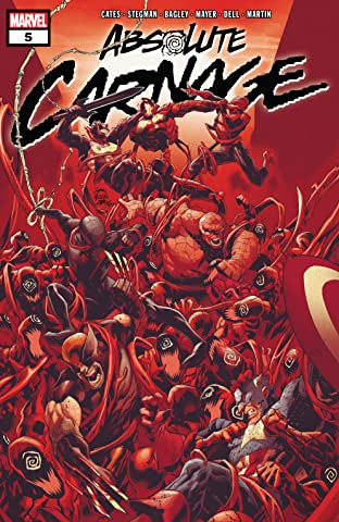Absolute Carnage (2019) #5 (of 5)