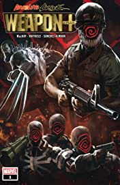 Absolute Carnage: Weapon Plus (2019) #1
