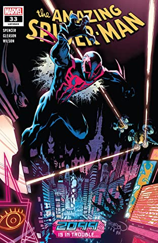 Amazing Spider-Man (2018-) #33