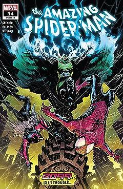 Amazing Spider-Man (2018-) No.34