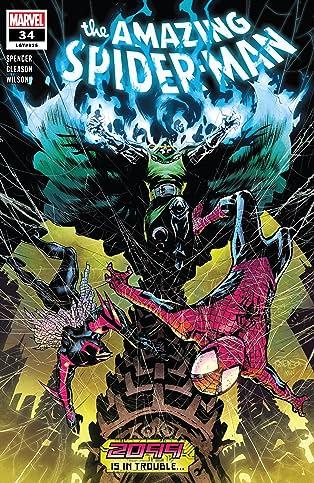 Amazing Spider-Man (2018-) #34