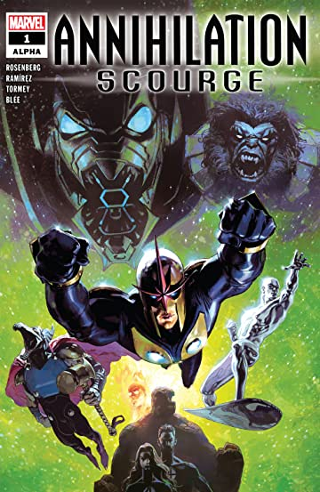 Annihilation - Scourge Alpha (2019) #1