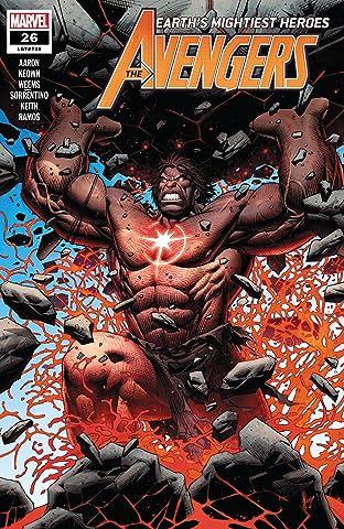 Avengers (2018-) #26