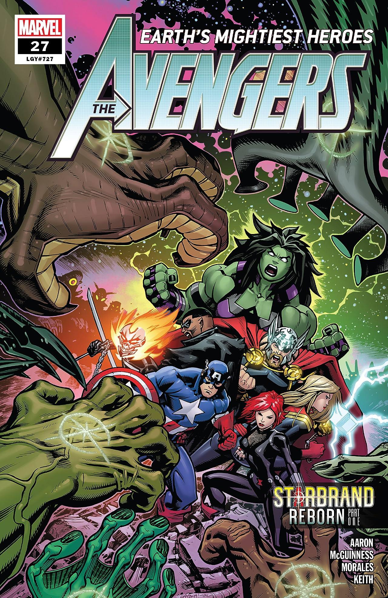 Avengers (2018-) No.27