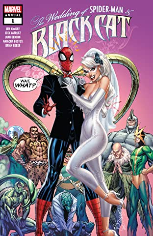 Black Cat (2019-) Annual #1