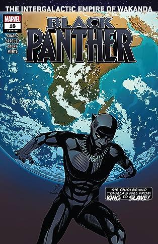 Black Panther (2018-) #18