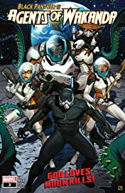 Black Panther And The Agents Of Wakanda (2019-) #3