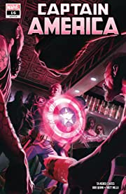 Captain America (2018-) No.16