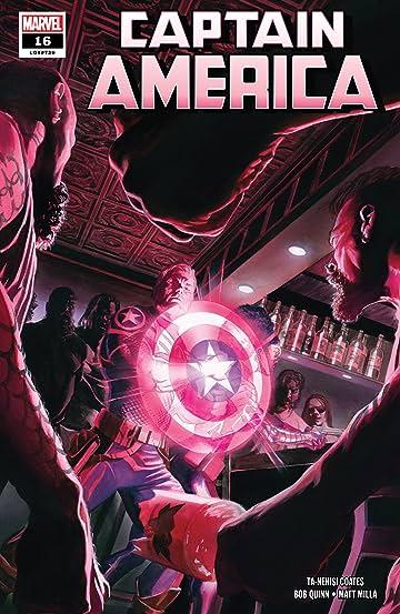 Captain America (2018-) #16