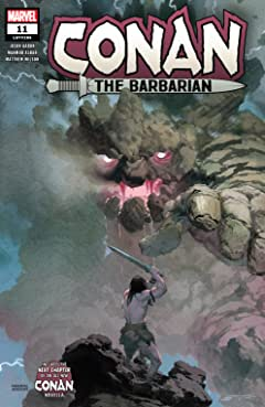 Conan The Barbarian (2019-) #11