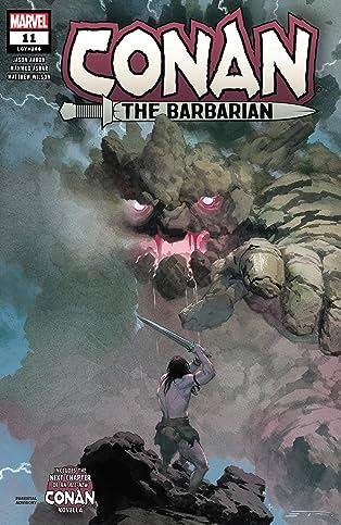 Conan The Barbarian (2019-) #11
