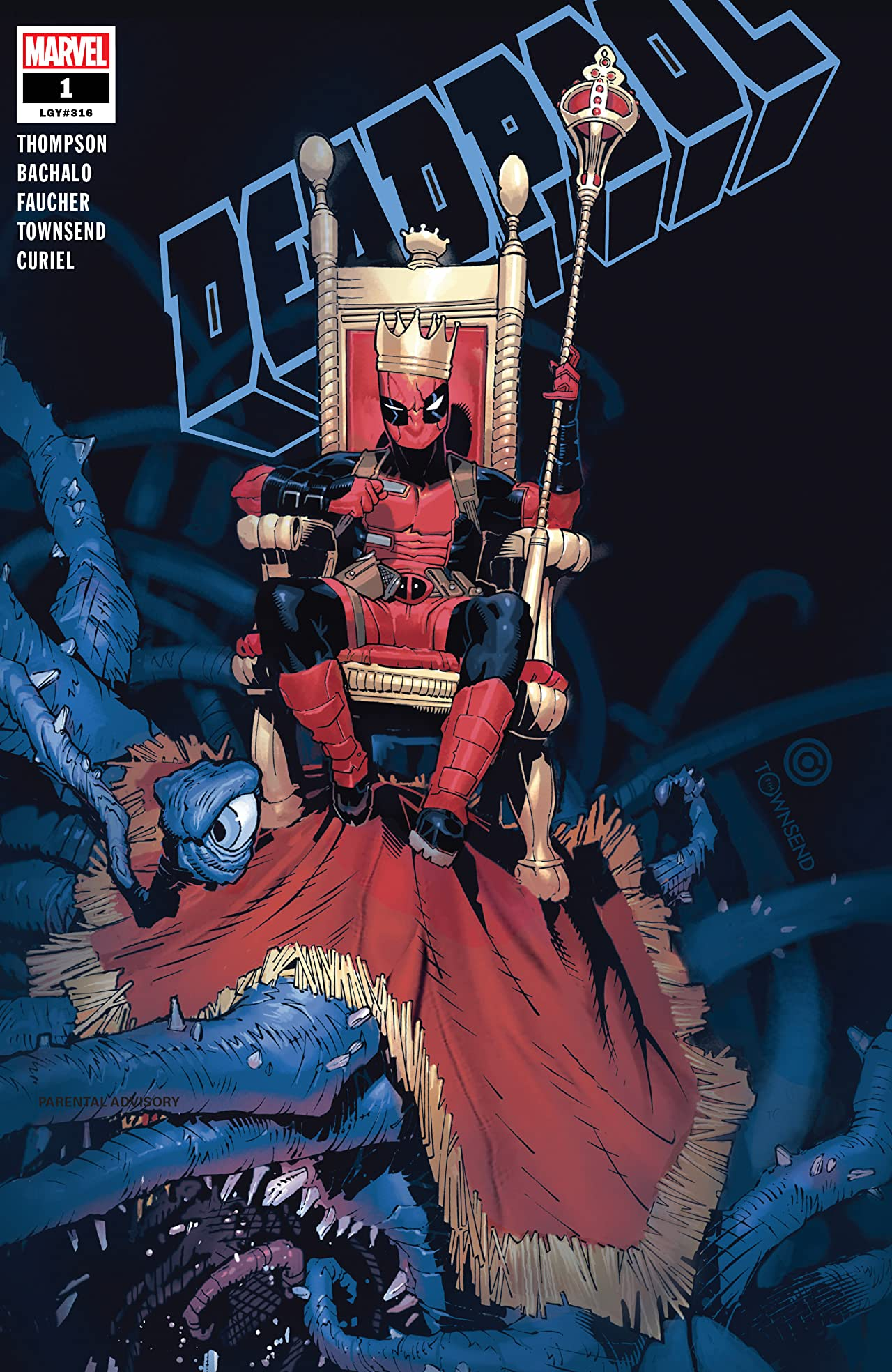 Deadpool (2019-) No.1