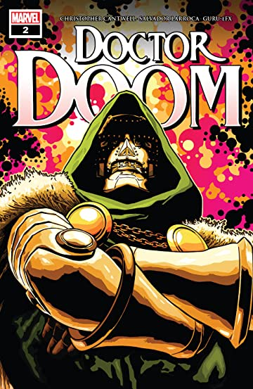 Doctor Doom (2019-) No.2