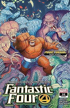 Fantastic Four (2018-) #16