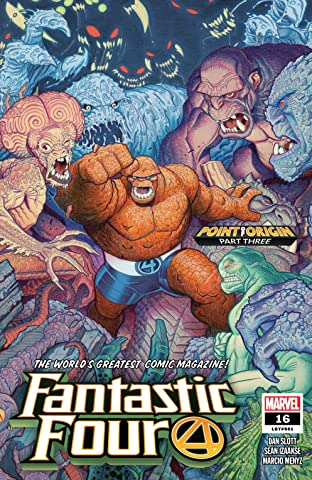 Fantastic Four (2018-) No.16