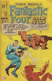Fantastic Four: Grand Design (2019-) #2 (of 2)