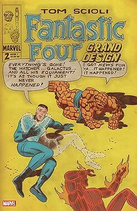 Fantastic Four: Grand Design (2019) #2 (of 2)