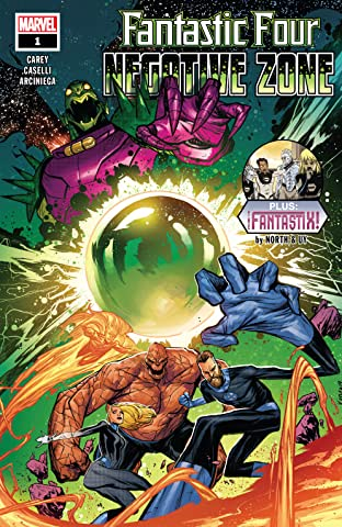 Fantastic Four: Negative Zone (2019) #1