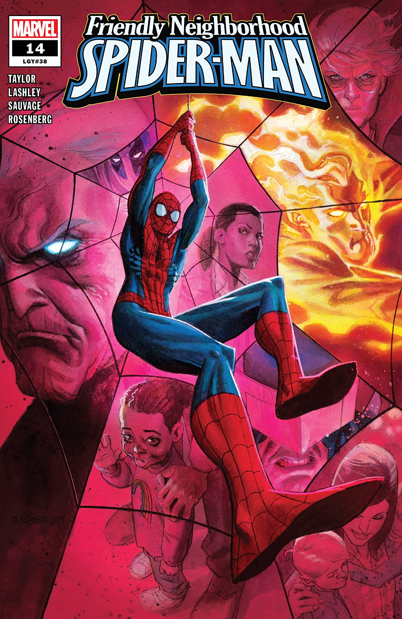 Friendly Neighborhood Spider-Man (2019-) No.14