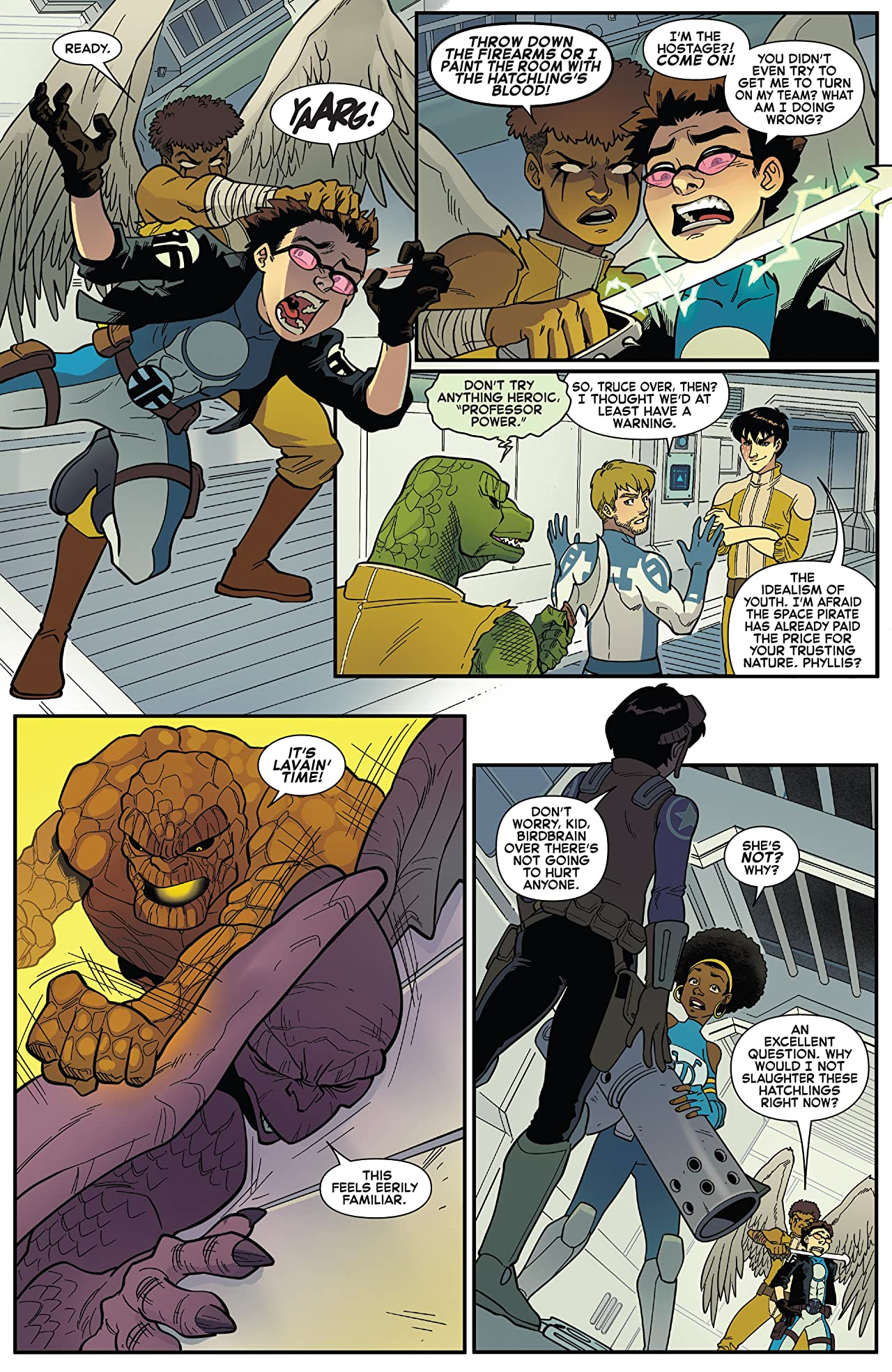 Future Foundation (2019) #4