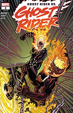 Ghost Rider (2019-) #2