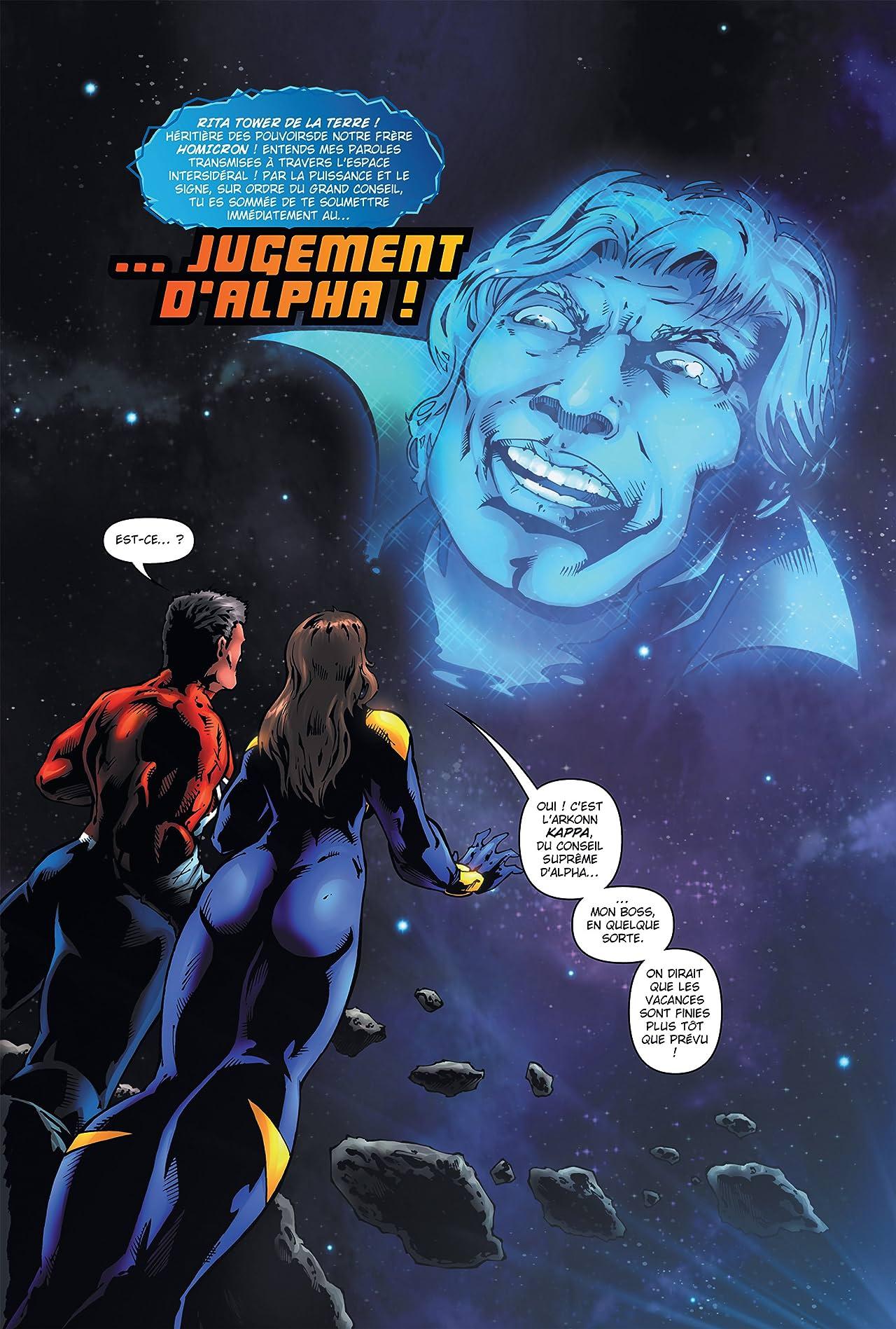 STRANGERS Vol. 8: Le Jugement d'Alpha