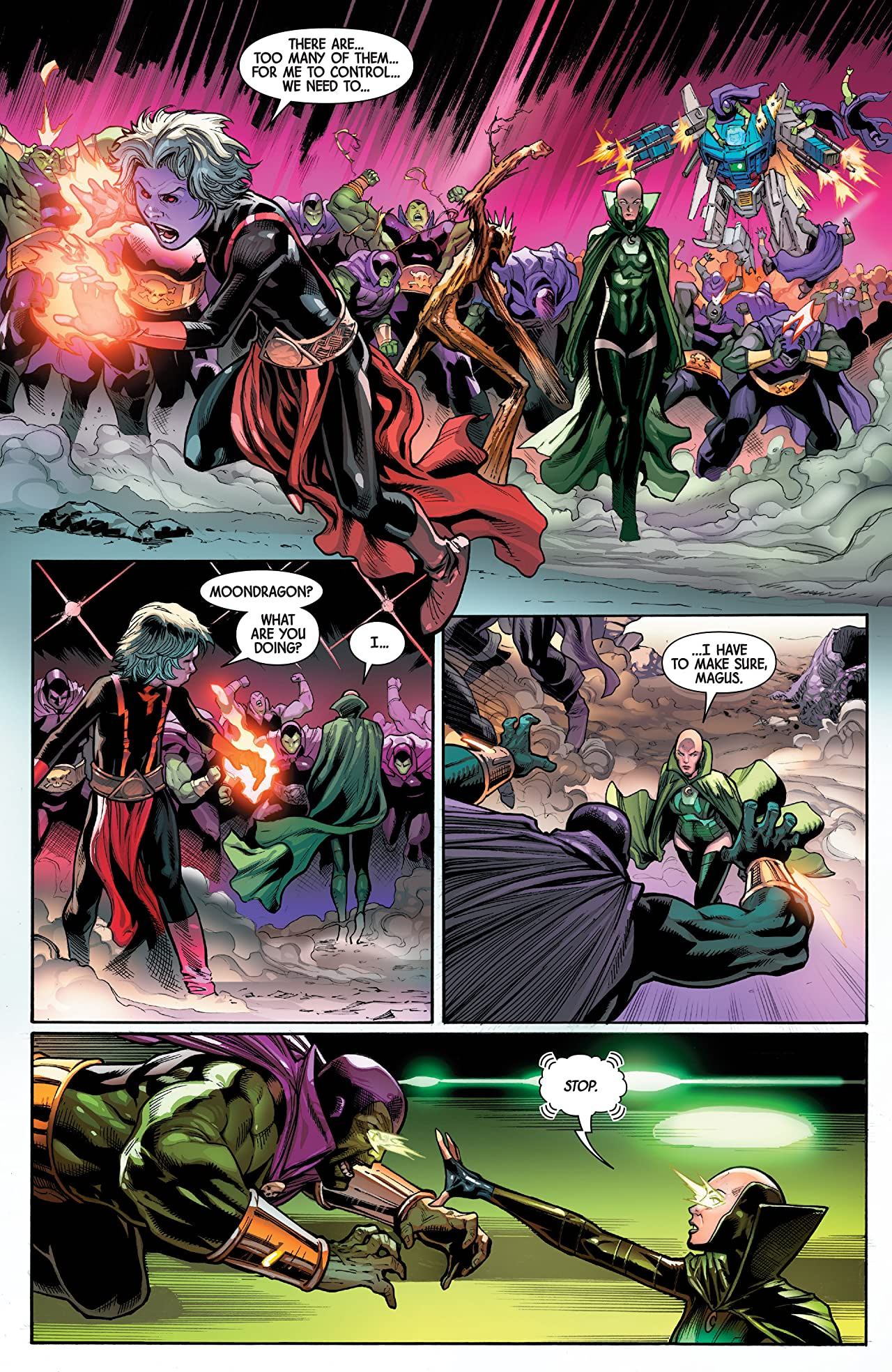 Guardians of the Galaxy (2019-) #11
