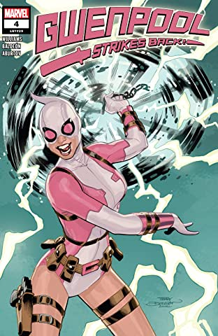 Gwenpool Strikes Back (2019) #4 (of 5)