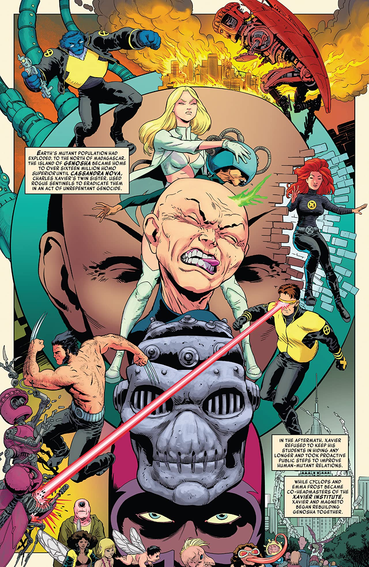 History Of The Marvel Universe (2019) #5 (of 6)