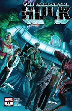 Immortal Hulk (2018-) #26