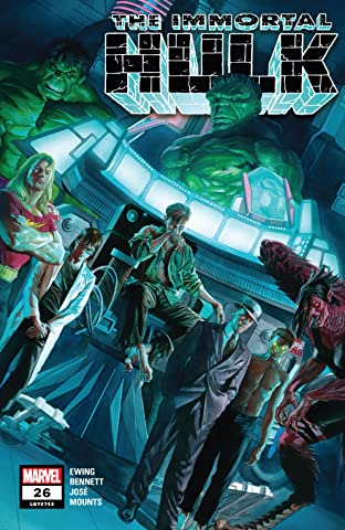 Immortal Hulk (2018-) No.26