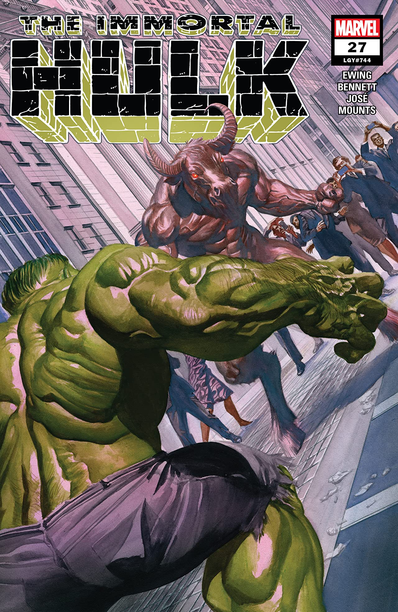 Immortal Hulk (2018-) No.27