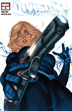 Invisible Woman (2019-) #5 (of 5)
