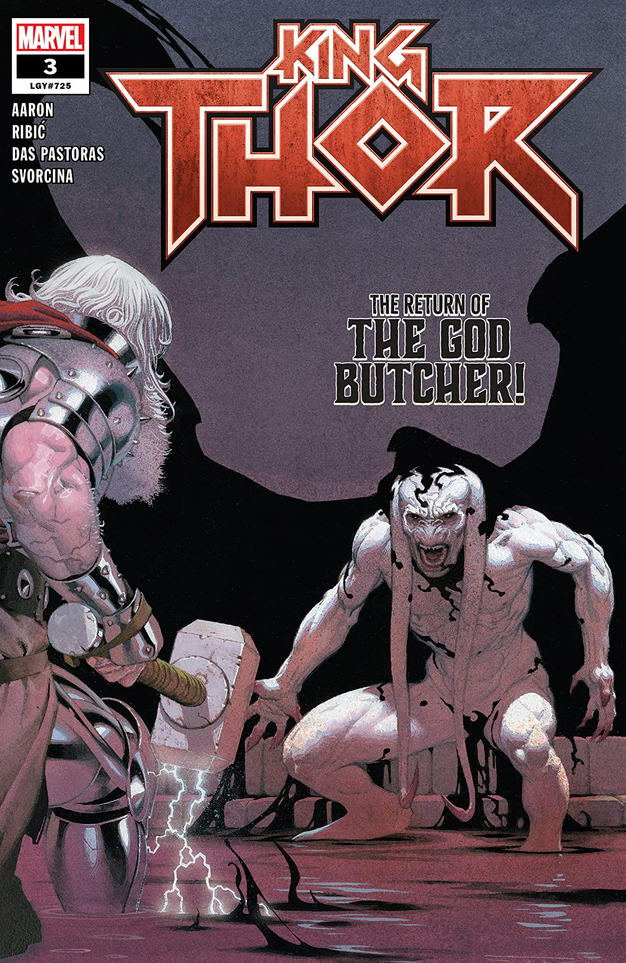 King Thor (2019-) No.3 (sur 4)
