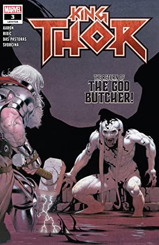 King Thor (2019) No.3 (sur 4)