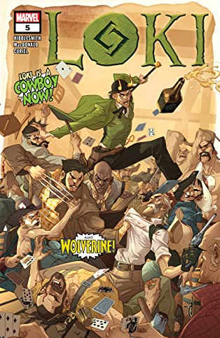 Loki (2019-) #5
